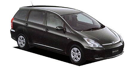 Toyota Wish - Japanese Vehicle Specifications | CAR FROM JAPAN