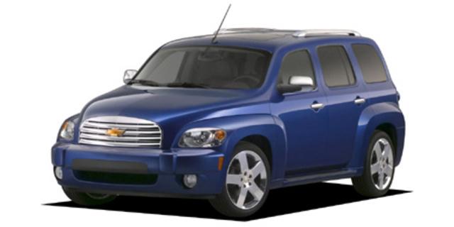 Chevrolet Chevrolet Hhr Ls Especificaciones Dimensiones E