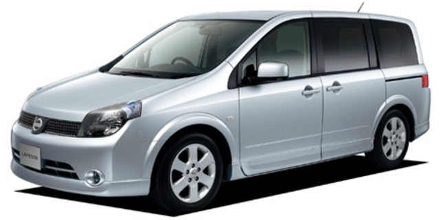 Nissan Lafesta Nissan Lafesta Highway Star 2005 Japanese Vehicle