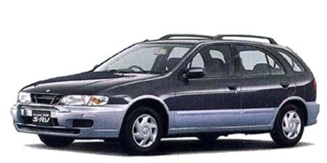 nissan pulsar s-rv 1998