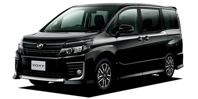 Toyota Voxy Toyota Voxy Zs 2016 Japanese Vehicle Specifications