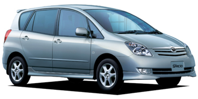 Toyota corolla spacio:price. Reviews. Specifications. | japanese.
