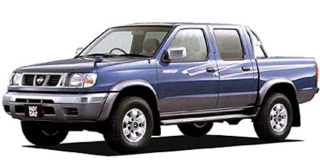 NISSAN DATSUN PICK UP KING CAB AX 1999