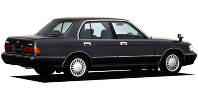 Toyota Crown TOYOTA CROWN SUPER DELUXE 1991 - Japanese Vehicle
