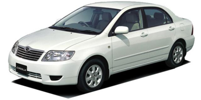 Toyota Corolla TOYOTA COROLLA G 2005 - Japanese Vehicle