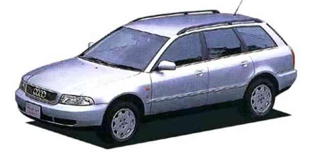 Audi A4 Audi A4 Avant 24 1998 Japanese Vehicle Specifications