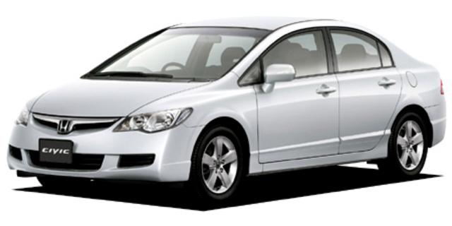 Honda Civic Dimensions >> Honda Civic 1 8b Specs Dimensions And Photos Car From Japan