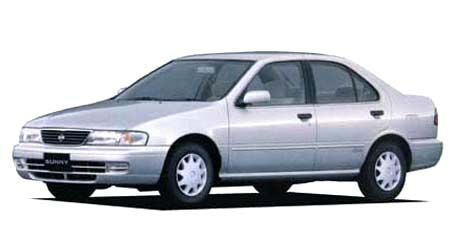 Nissan Sunny Japanese Vehicle Specifications Car From Japan