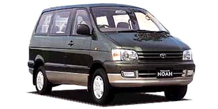 TOYOTA TOWNACE NOAH ROYAL LOUNGE