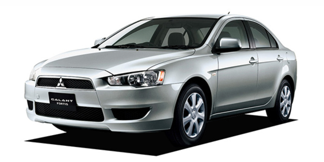 Mitsubishi Galant Fortis MITSUBISHI GALANT FORTIS EXCEED 2014 ...