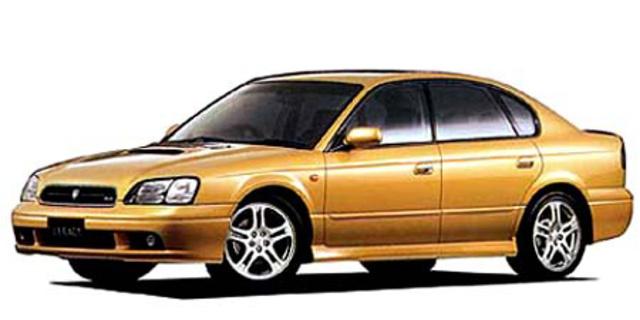 Subaru Legacy B4 Subaru Legacy B4 Rsk 1999 Japanese Vehicle