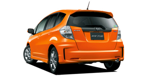 Honda Fit HONDA FIT RS 2010  Japanese Vehicle Specifications