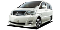 TOYOTA ALPHARD G MS PRIME SELECTIONII