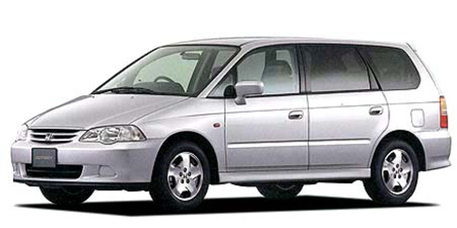 Honda Odyssey Dimensions >> Honda Odyssey S Specs Dimensions And Photos Car From Japan
