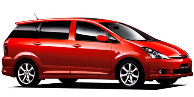 Toyota Wish Z Specs, Dimensions and Photos | CAR FROM JAPAN