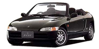 HONDA BEAT VERSION Z