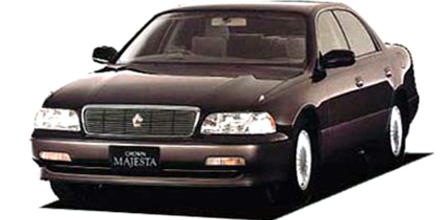 toyota crown majesta toyota crown majesta a type 1992 japanese rh carfromjapan com 1991 Toyota Crown 1992 Toyota Corolla Levin