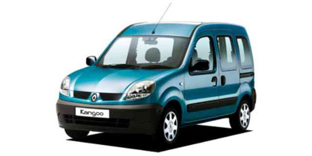 Renault Kangoo Renault Kangoo Authentic 2006 Japanese Vehicle