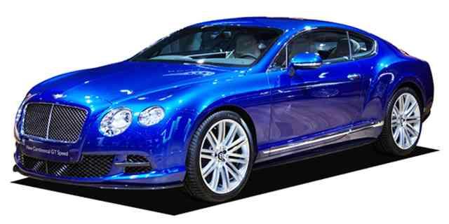 Bentley Continental Bentley Continental Gt Speed 2013 Japanese