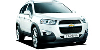 CHEVROLET CHEVROLET CAPTIVA BASE GRADE