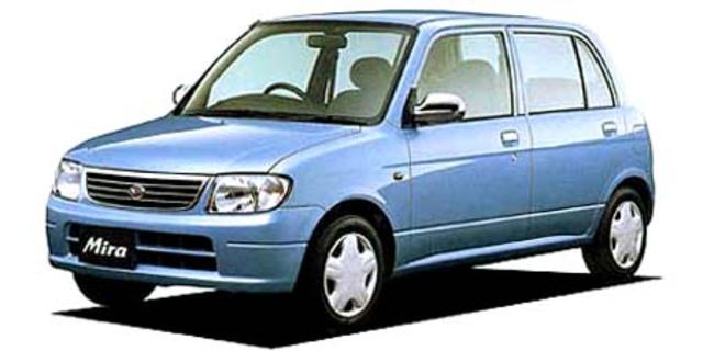 Daihatsu Mira 2 Seater Specs, Dimensions and Photos | CAR ...
