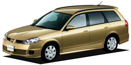 nissan wingroad japanese vehicle specifications car from japan rh carfromjapan com Nissan Wingroad Space Inside Nissan Wingroad