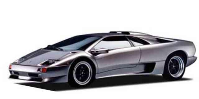 Lamborghini Diablo Lamborghini Diablo Sv 1998 Japanese Vehicle