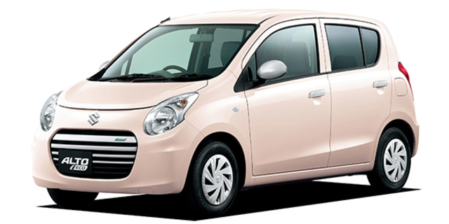 Suzuki Alto Suzuki Alto Eco Eco S 2014 Japanese Vehicle