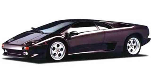 Lamborghini Diablo Lamborghini Diablo Vt 1998 Japanese Vehicle