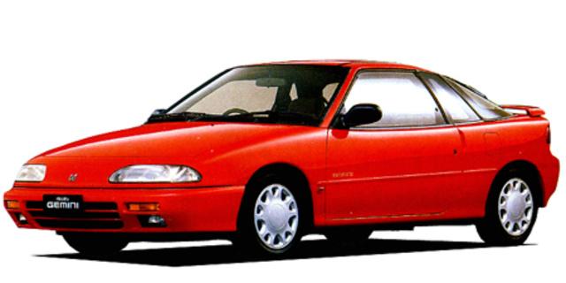 isuzu gemini isuzu gemini oz-g 1992 - japanese vehicle