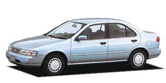 Nissan Sunny Nissan Sunny Super Saloon 1994 Japanese Vehicle