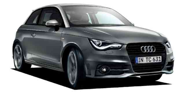 Audi A1 Audi A1 Urban Racer Limited 2013 Japanese Vehicle