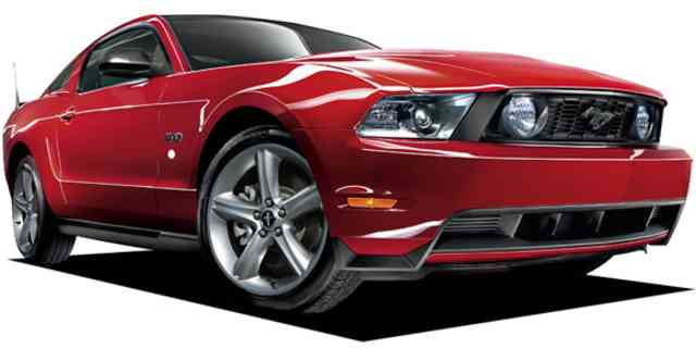 Ford Mustang V Gt Coupe Premium