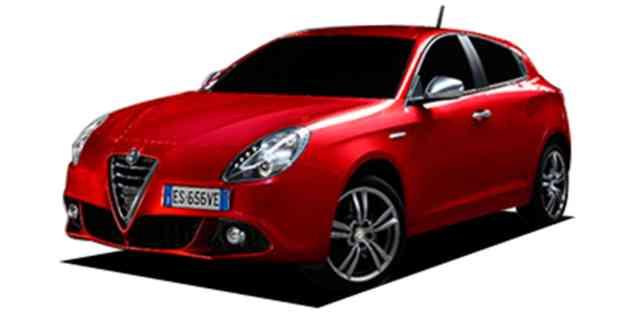 Alfa Romeo Giulietta Alfa Romeo Giulietta Sprint Junior 2014