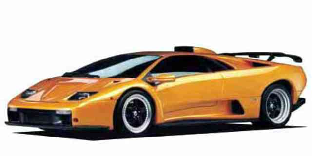 Lamborghini Diablo Lamborghini Diablo Gt 2000 Japanese Vehicle