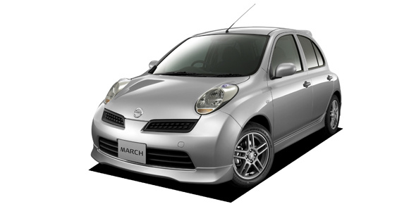 nissan march japanese vehicle specifications car from japan rh carfromjapan com Car Owner Manuals Honda Accord Car User Manuals