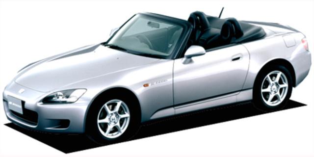 Honda S2000 Honda S2000 Basegrade 1999 Japanese Vehicle
