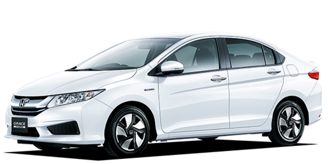 Honda Grace Hybrid Lx Specs Dimensions And Photos Car From Japan