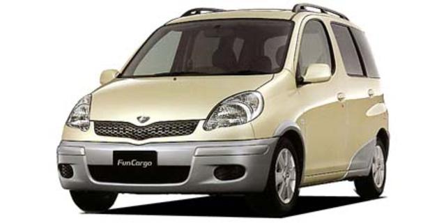 toyota fun cargo toyota funcargo g rear living version 2004 rh carfromjapan com toyota funcargo repair manual 2005 Toyota Funcargo