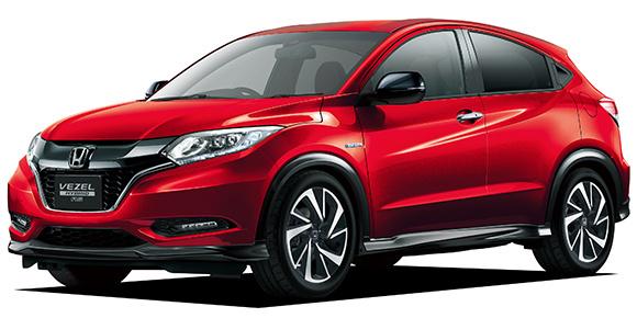 Honda Vezel Japanese Vehicle Specifications Car From Japan