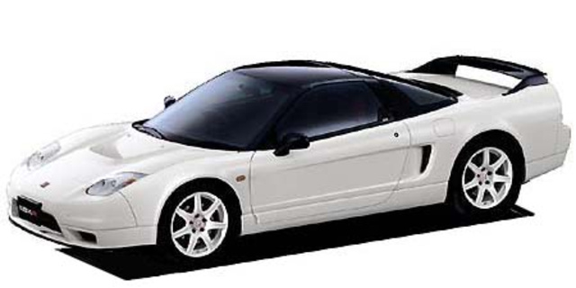 Honda Nsx Type R Specs Dimensions And Photos Car From Japan
