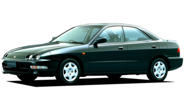 Honda Integra HONDA INTEGRA ZXi 1993 - Especificaciones de