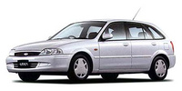 FORD JAPAN LASER LIDEA WAGON GL-X SELECTION
