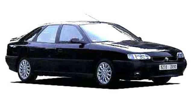 Renault Safrane Renault Safrane Rxe 1996 Japanese Vehicle