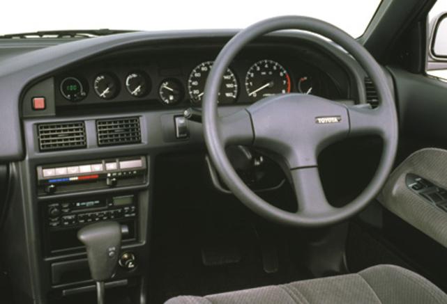 Toyota Corolla TOYOTA COROLLA DX 1989 - Japanese Vehicle