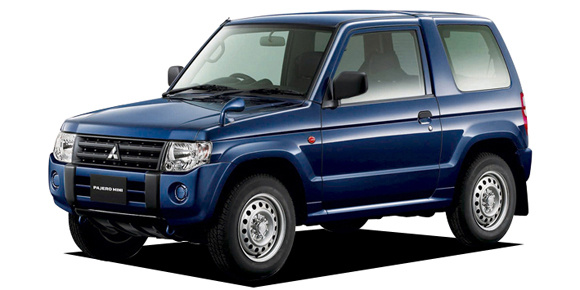 mitsubishi pajero mini japanese vehicle specifications car from