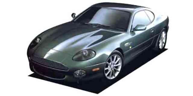 Aston Martin Db7 Aston Martin Db7 Vantage Coupe 1999 Japanese
