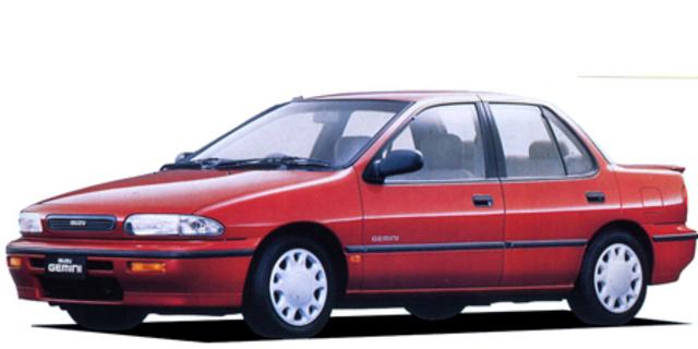 isuzu gemini isuzu gemini zz 1992 - japanese vehicle specifications