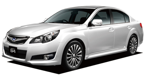 Subaru Legacy B4 2 5i S Package Specs, Dimensions and Photos