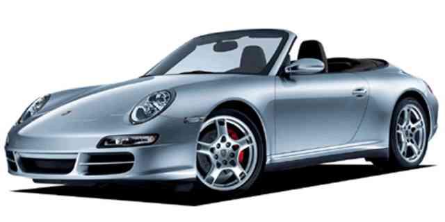 Porsche 911 Porsche 911 911 Carrera 4s Cabriolet 2007 Japanese